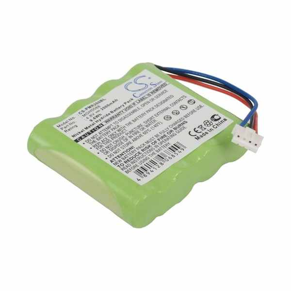 Replacement Battery Batteries For TOPCARD MGH0088 CS PMR200BL