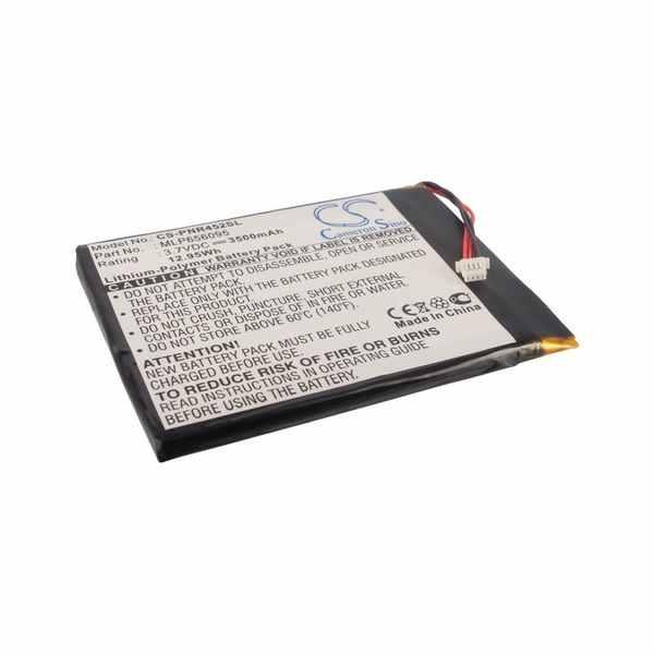 Replacement Battery Batteries For PANDIGITAL MLP656095 CS PNR452SL