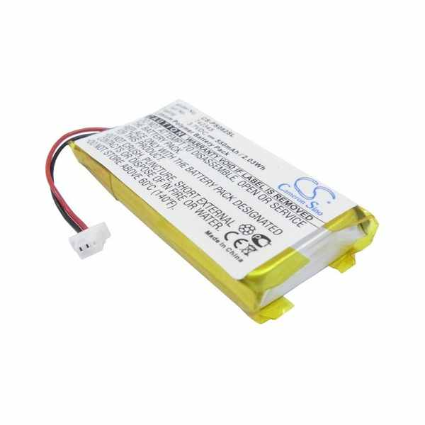 Replacement Battery Batteries For PHILIPS 742345 CS PS082SL
