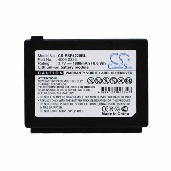 Replacement Battery Batteries For PSC 4006 0326 CS PSF4220BL