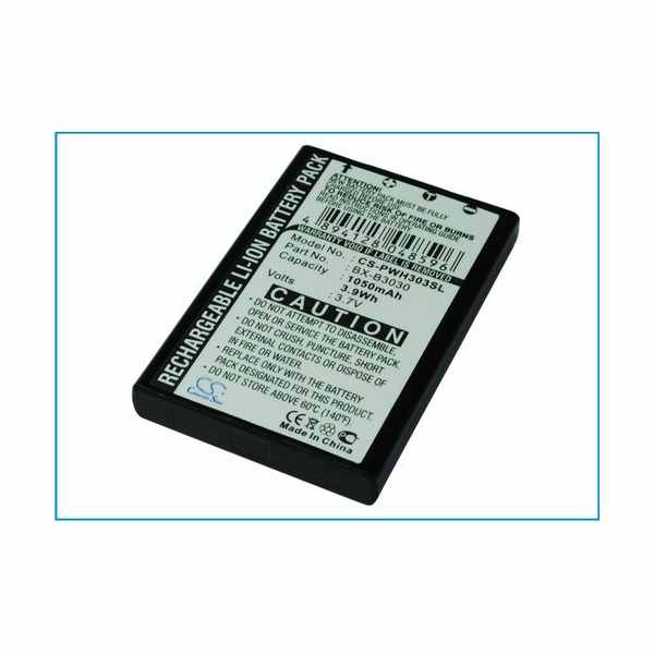 Replacement Battery Batteries For PANASONIC BX B3030 CS PWH303SL