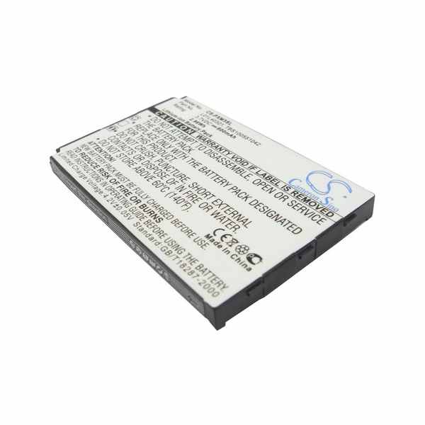 Replacement Battery Batteries For SIRIUS X MP3 i CS PXM3SL