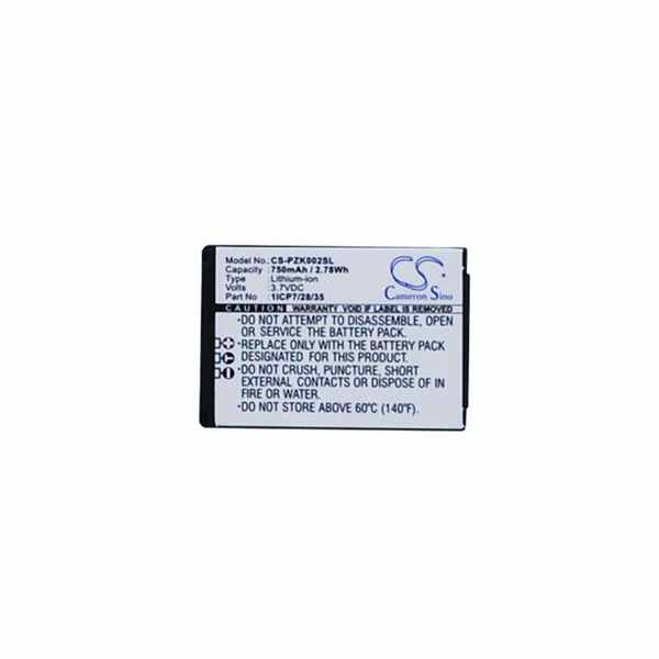 Replacement Battery Batteries For PARROT 1ICP7-28-35 CS PZK002SL