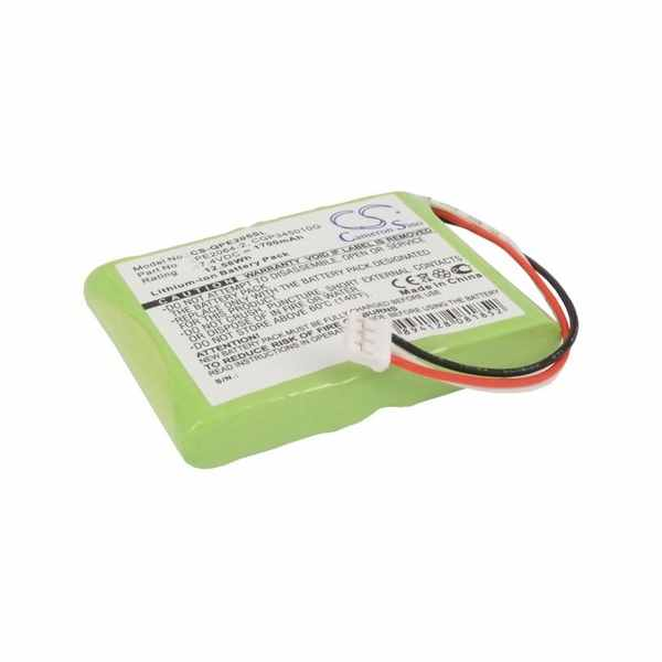 Replacement Battery Batteries For Q SONIC CGP345010G CS QPE205SL
