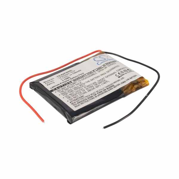 Replacement Battery Batteries For RAC 5000WIDE CS RAF500SL