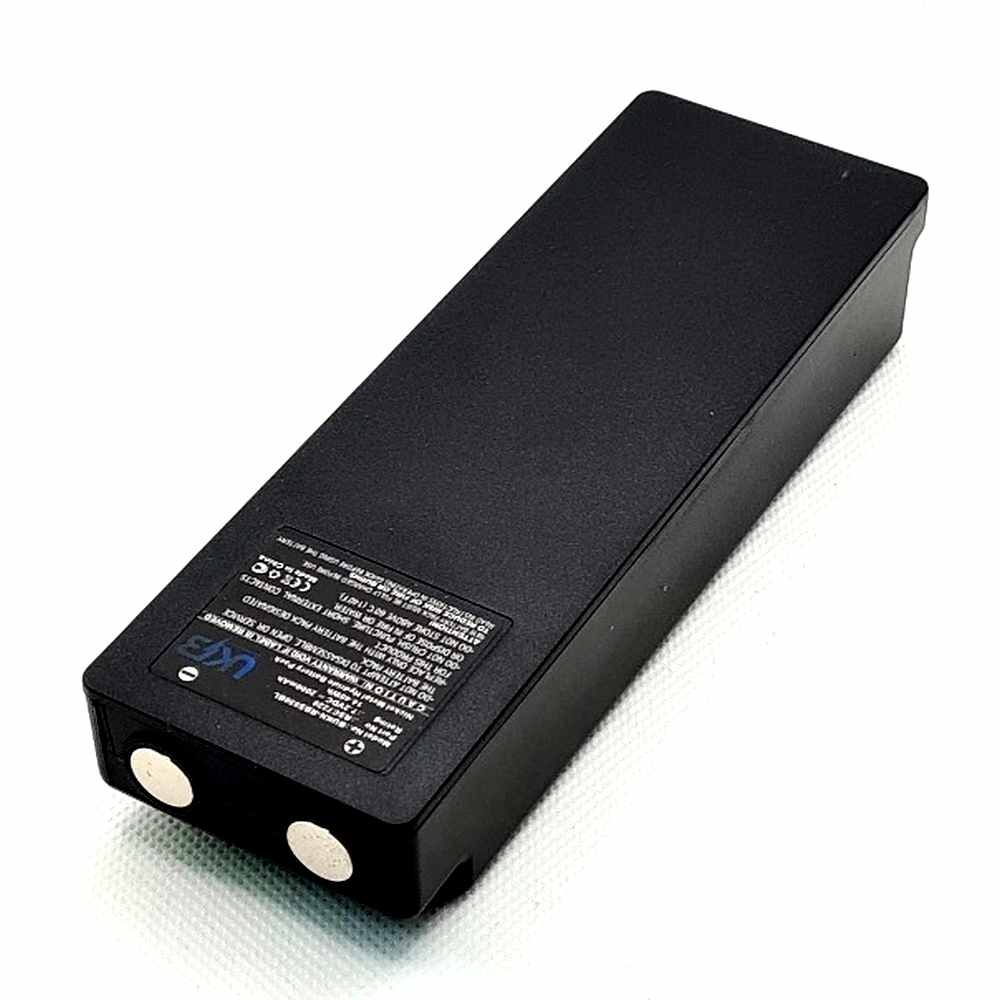 Replacement Battery Batteries For SCANRECO 13445 CS RBS950BL