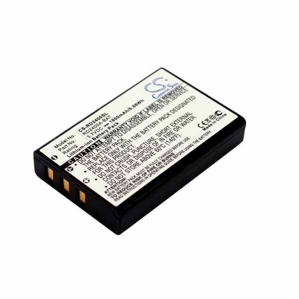 Replacement Battery Batteries For LAWMATE PV 700 CS RD2400SL