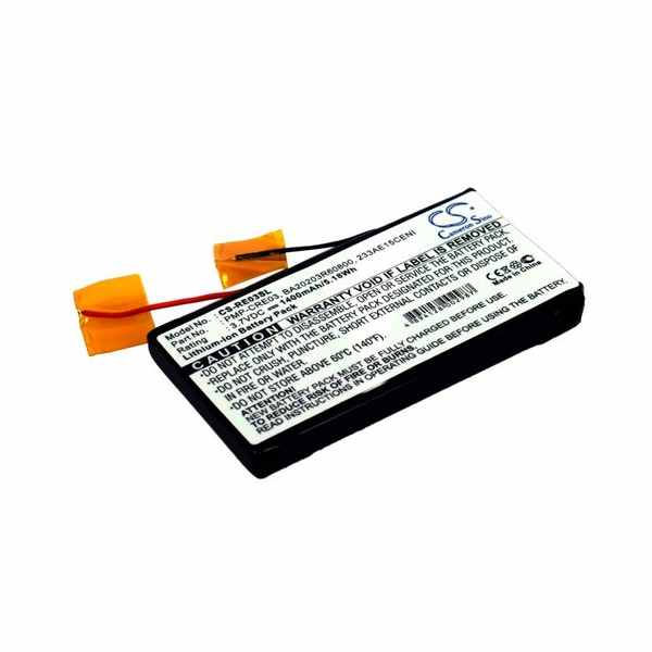 Replacement Battery Batteries For CREATIVE 233AE15CENI CS RE03SL