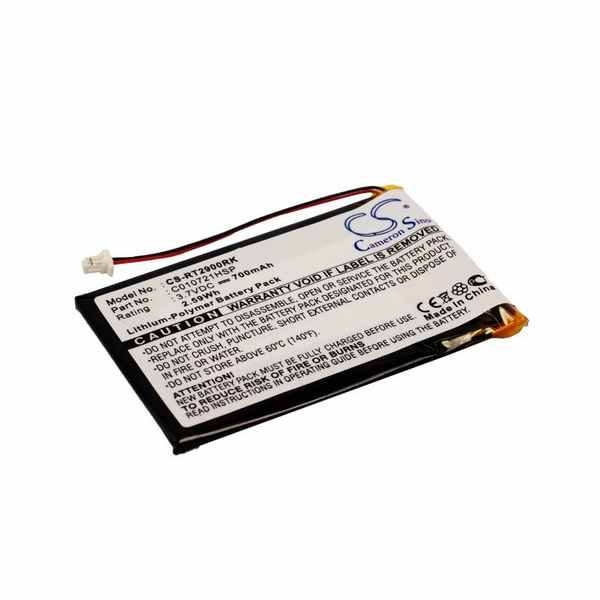 Replacement Battery Batteries For RAPOO 2900 Touch CS RT2900RK
