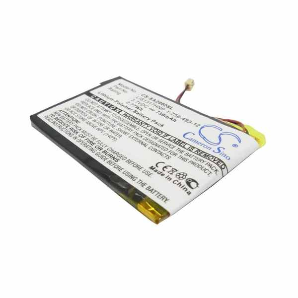 Replacement Battery Batteries For SONY 1 756 493 12 CS SA2000SL