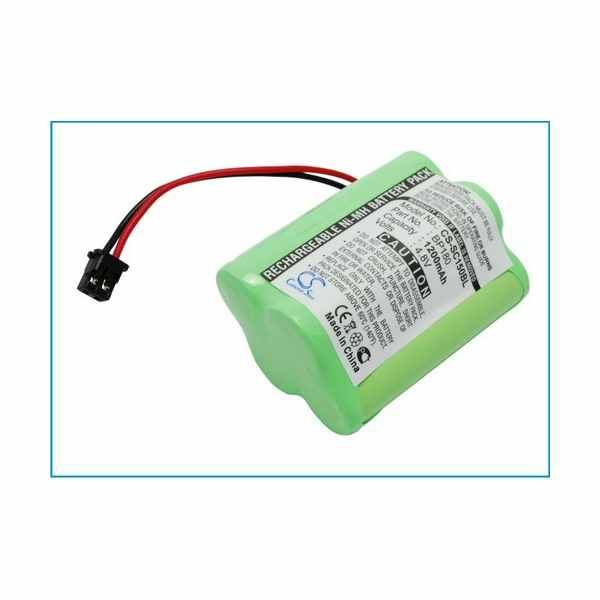 Replacement Battery Batteries For BEARCAT BC120XLT CS SC150BL