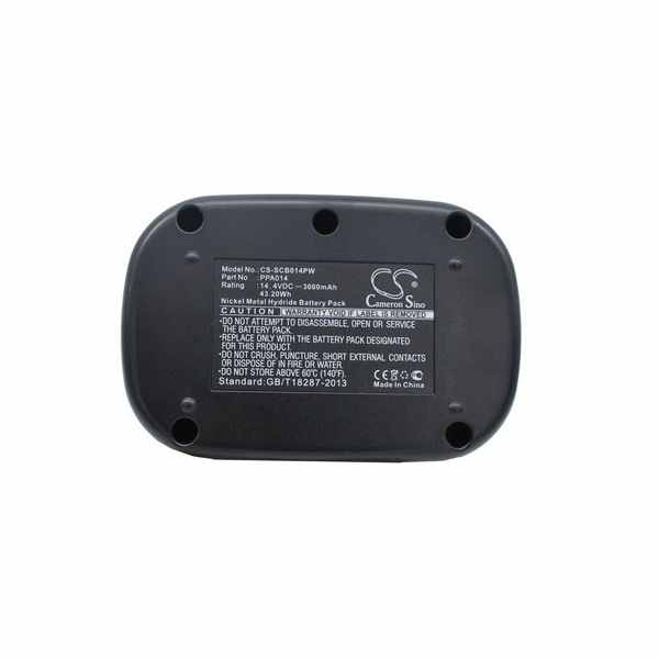 Replacement Battery Batteries For SENCO DS202 CS SCB014PW
