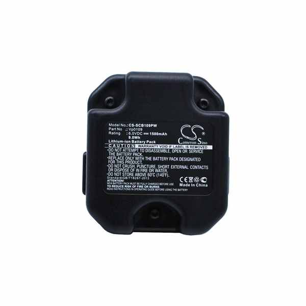 Replacement Battery Batteries For SENCO 5G0001N CS SCB109PW