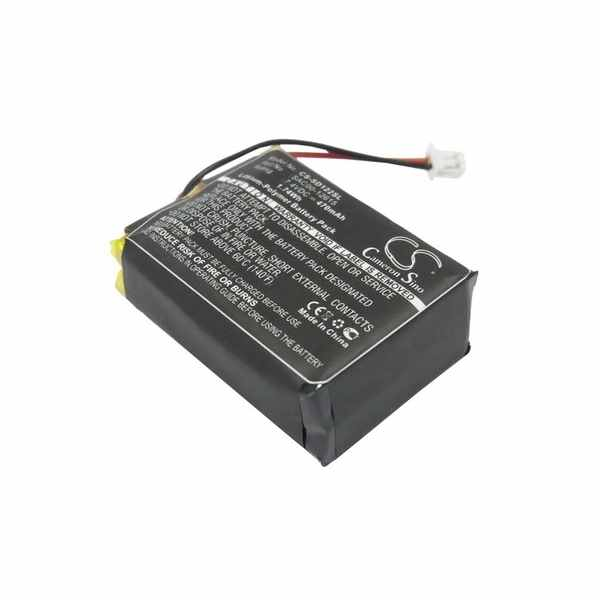 Replacement Battery For SportDOG SAC00-12615 SD-1225 Transmitter SDT54-13923 Handheld transmitt