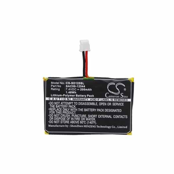 Replacement Battery For Sportdog Sac00-12544 Houndhunter Sd-3225 Sr-300 Rec Prohunter Sd-2525