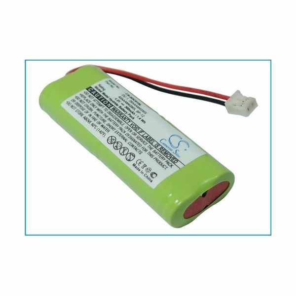 Replacement Battery Batteries For DOGTRA 1100NC Receiver CS SDC01SL