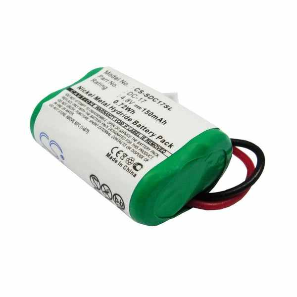 Replacement Battery For Sportdog 4Sn-1/4Aaa15H-H-Jp1 650-058 Dc-17 Field Trainer Sd-400 Sd-400S
