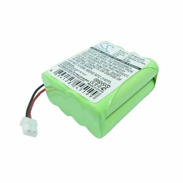 Replacement Battery For SportDOG BP-2T DC-22 Transmitter 1400 1400NCP 1500