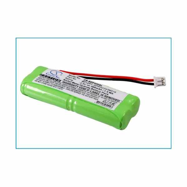 Replacement Battery For Dogtra BP12RT GPRHC043M016 1500NCP 175NCP Transmitter 1900NCP