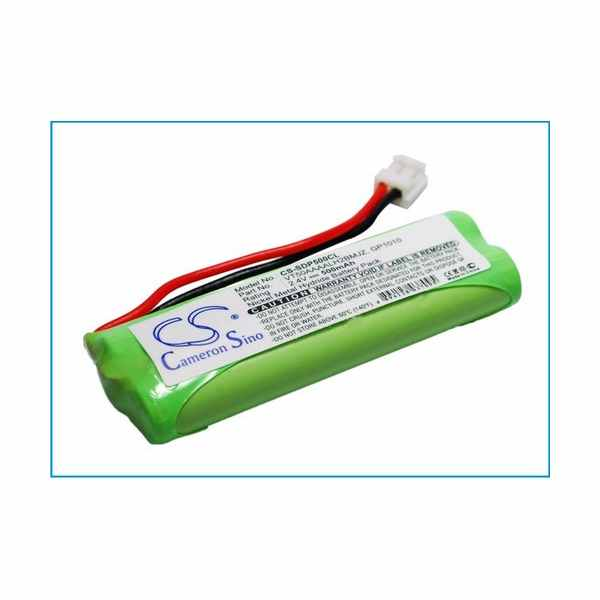 Replacement Battery Batteries For SWISSVOICE DP500 CS SDP500CL