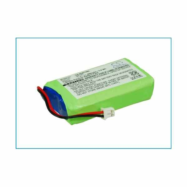 Replacement Battery For Dogtra BP74T Transmitter 2500B 2500T 2502B