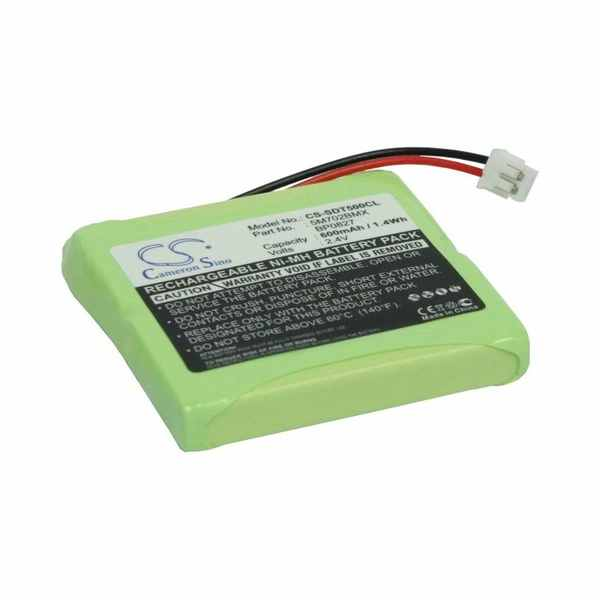Replacement Battery Batteries For TELSTRA Slim8450 CS SDT500CL