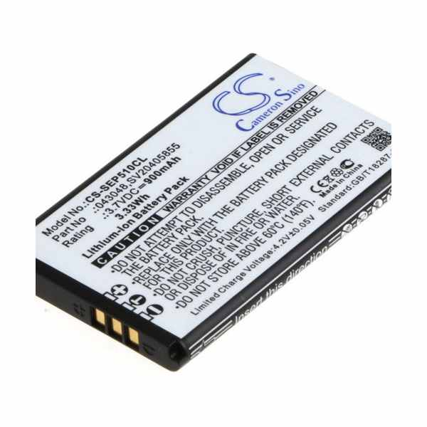 Replacement Battery Batteries For SWISSVOICE 43048 CS SEP510CL