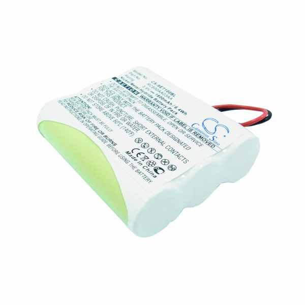 Replacement Battery Batteries For PROXIBUS LDP400 CS SET100BL
