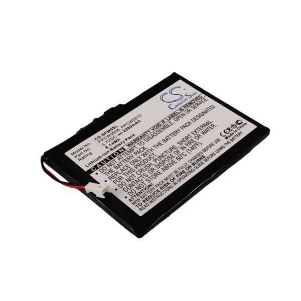 Replacement Battery For i-Audio PPCW0505 PPCW0508 PPCW0510 X5L 30GB
