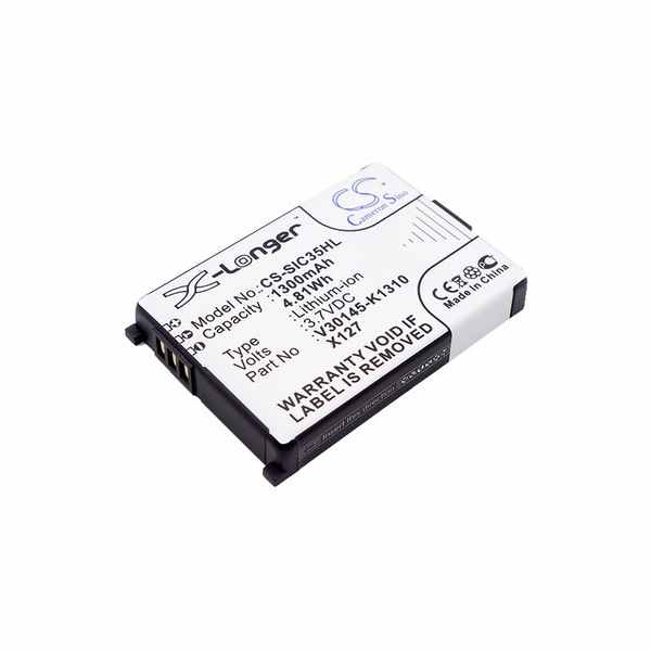 Replacement Battery Batteries For SIEMENS 3506 CS SIC35HL