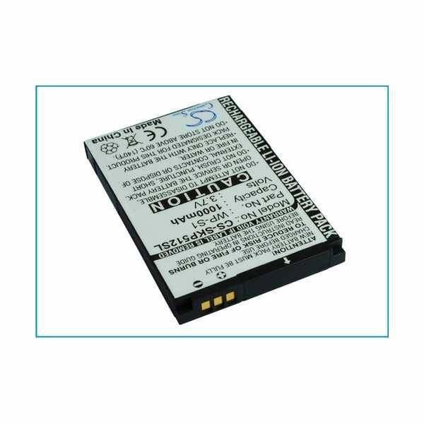 Replacement Battery For AMOI AH-02 WP-S1 8512