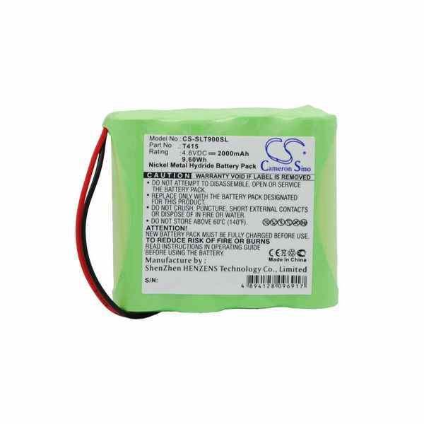 Replacement Battery Batteries For SCHAUB LORENTZ TL900 CS SLT900SL