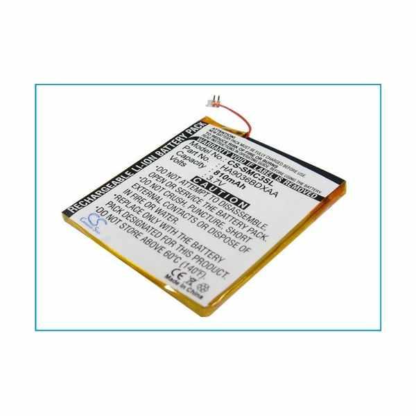 Replacement Battery Batteries For SAMSUNG HA9036BDXAA CS SMC3SL
