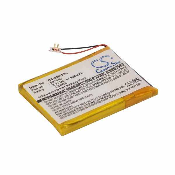 Replacement Battery Batteries For SAMSUNG 503040 CS SMK5SL