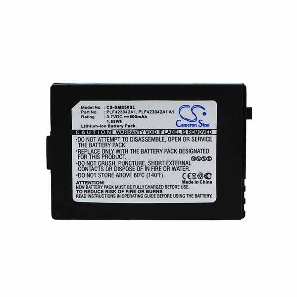 Replacement Battery For SIRIUS PLF423042A1 A1 S50 S50SB1