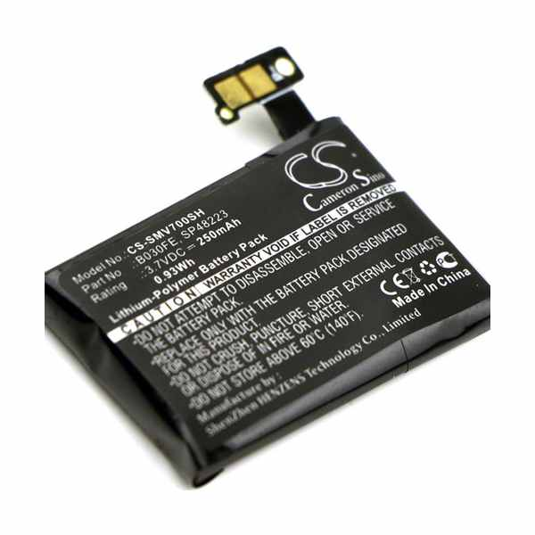 Replacement Battery Batteries For SAMSUNG B030FE CS SMV700SH