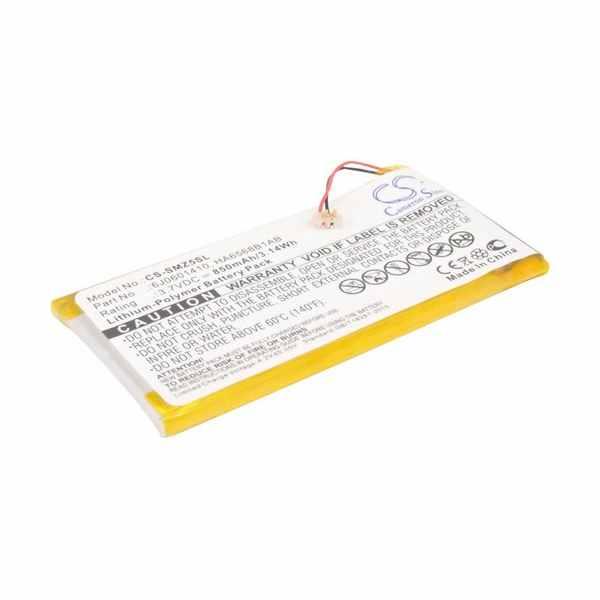 Replacement Battery Batteries For SAMSUNG 6J0601410 CS SMZ5SL