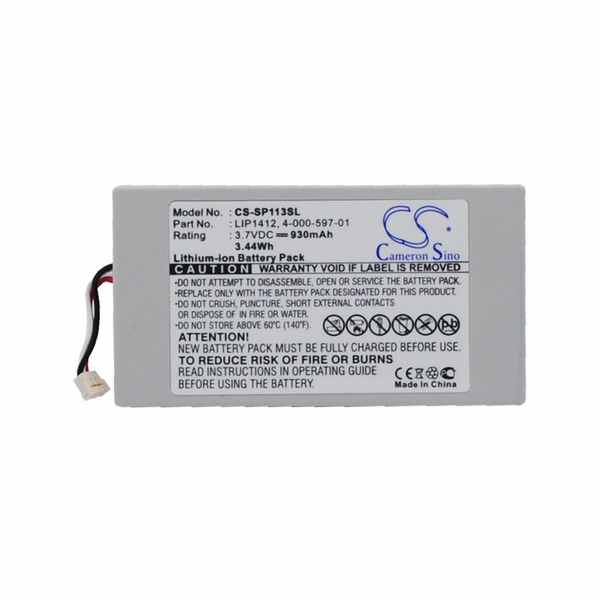 Replacement Battery Batteries For SONY 4 000 597 01 CS SP113SL