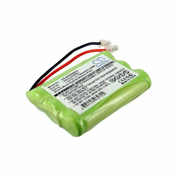 Replacement Battery Batteries For AUDIOLINE 60AAAH3BMU CS SPR5060CL