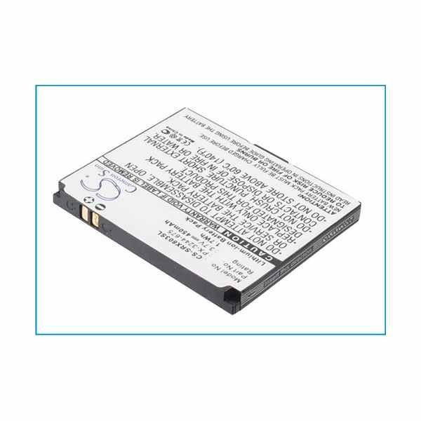 Replacement Battery Batteries For SIMVALLEY PicoINOXRX 180 CS SRX803SL