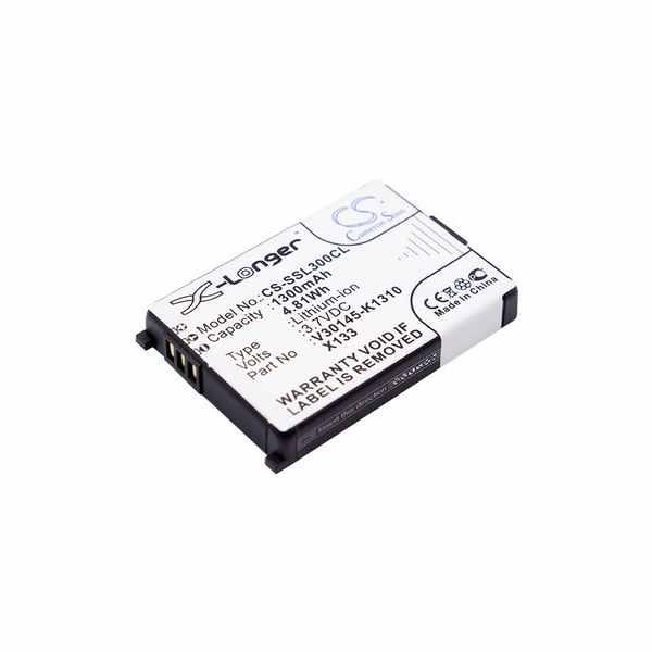 Replacement Battery Batteries For SWISSCOM TOPS317 CS SSL300CL