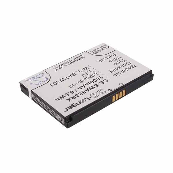 Replacement Battery Batteries For ALCATEL 753S CS SWA883RX