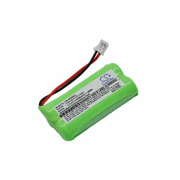 Replacement Battery Batteries For SIEMENS 55AAAHR2BMX CS SX383CL