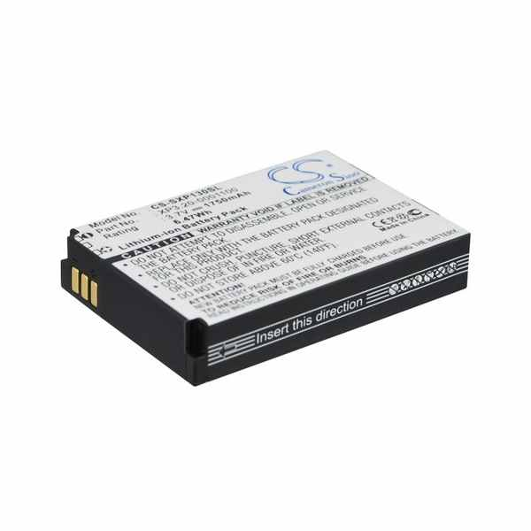 Replacement Battery Batteries For SEALS VR 01 CS SXP130SL