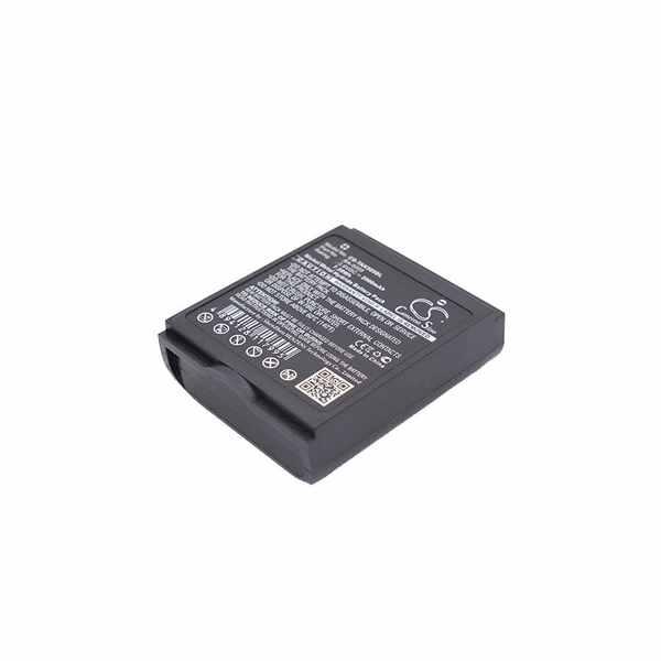 Replacement Battery Batteries For TELETEC AK5 CS TAK500BL