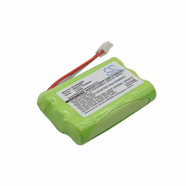 Replacement Battery Batteries For TDK 3AAA HHC CS TKA008SL