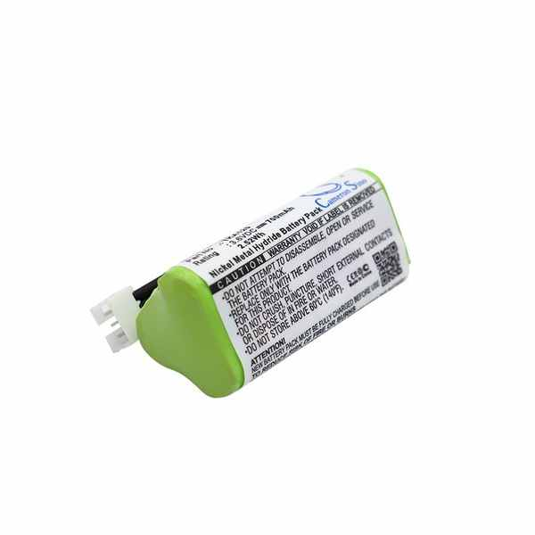 Replacement Battery Batteries For TDK LifeOnRecord A12 CS TKA120SL