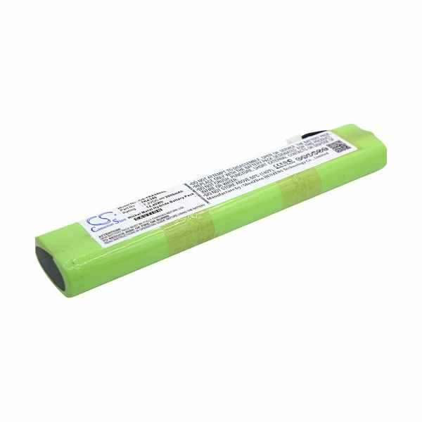 Replacement Battery Batteries For TDK LifeOnRecord A33 CS TKA340SL