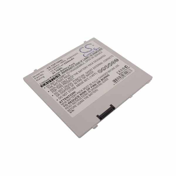 Replacement Battery Batteries For TOSHIBA AT100 001 CS TOF100SL