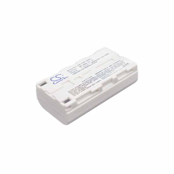 Replacement Battery Batteries For TOPCON BT 30 CS TOP100HL